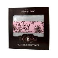 Bebe au Lait Hooded Towel, Parfait, Baby