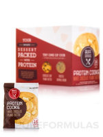 Buff Bake Protein Cookie White Chocolate Peanut Butter 12 Cookies