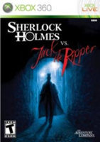Dreamcatcher Sherlock Holmes vs Jack the Ripper