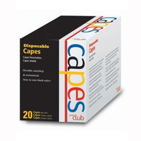 Product Club Inc. Product Club Disposable Capes, 20 Count