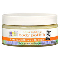 Aura Cacia Nourishing Body PolishPatchouli/Sweet Orange