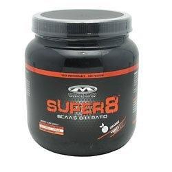 Muscleology Super 8 Orange - 480 grams