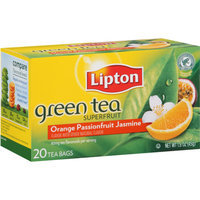Lipton Green Tea Orange