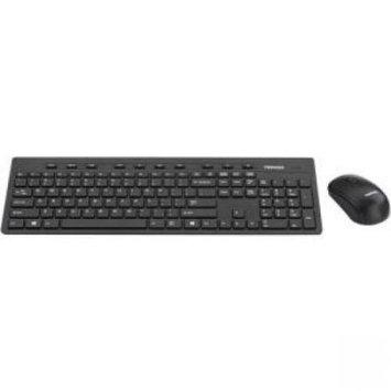 Toshiba Wireless Keyboard & Mouse Combo KC300W