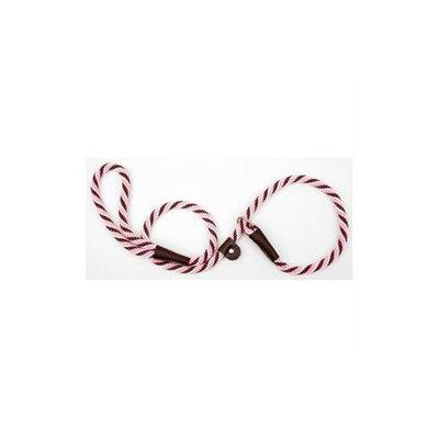 Mendota Products, Inc. Mendota Small Twist Slip Leash in Pink Chocolate