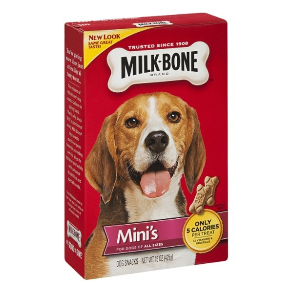 Milk-Bone Mini's Dog Snacks