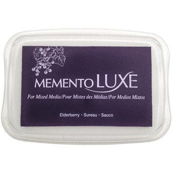 Tsukineko Inc. Tsukineko Memento Luxe Full Size Inkpad Elderberry