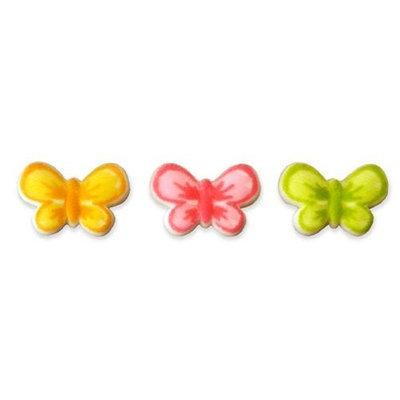 Luck's Lucks Dec-Ons Cute Butterfly Assortment, 168 pk