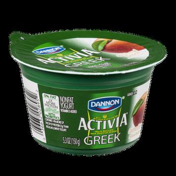 Dannon Activia Greek Yogurt Orchard Peach