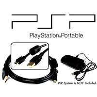 Oem Products Gold Series SONY PSP USB Data Transfer Cable