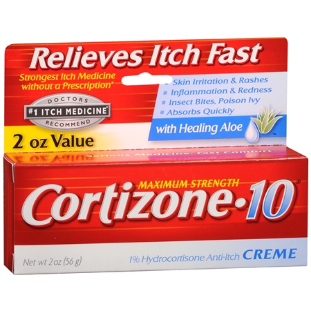 Cortizone 10 Hydrocortisone Anti-Itch Creme