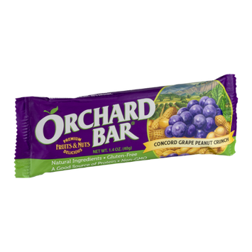 Orchard Bar Concord Grape Peanut Crunch