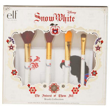 e.l.f. Disney Snow White Brush Collection Gift Set