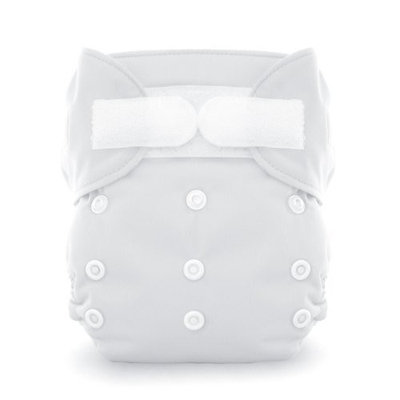Thirsties Duo All in One Cloth Diaper, Mango, Size One (6-18 lbs) (Discontinued by Manufacturer)