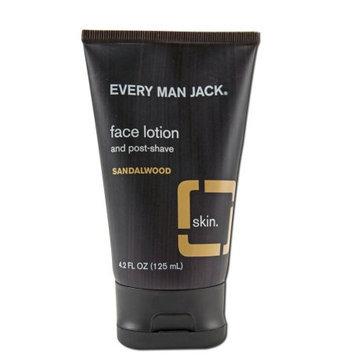 Every Man Jack Face Lotion Sandalwood