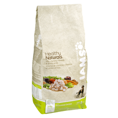Iams Healthy Naturals Premium Natural  Adult Dog Food