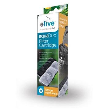 Elive Aqua Duo Filter Cartridge - Small - 3 pk.