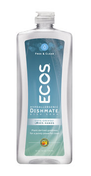 Earth Friendly Products Dishmate Free and Clear 25oz