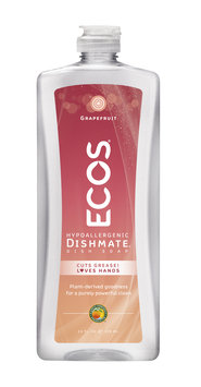 Earth Friendly Products Dishmate Natural Grapefruit
