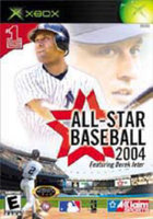 Acclaim All-Star Baseball 2004