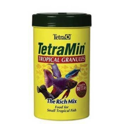 Tetramin Tropical Granules, 1.2 oz.