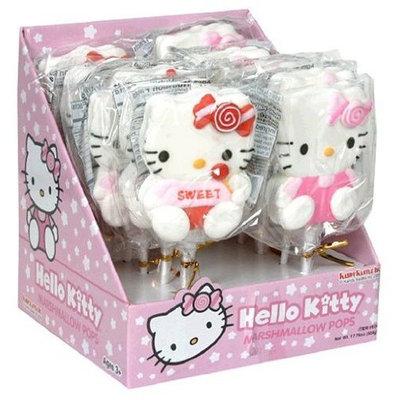 Kandy Kastle Hello Kitty Marshmallow Pop, 12 Count