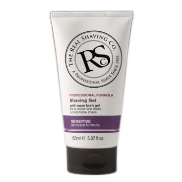The Real Shaving Co., Professional Formula Shaving Gel, 5.07 fl. oz.