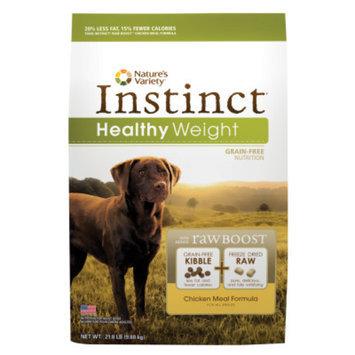 Nature's Variety Instinct Nature's VarietyA InstinctA Healthy Weight Grain Free Dog Food