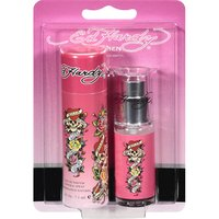Ed Hardy Eau De Parfum Spray For Women, .25 oz