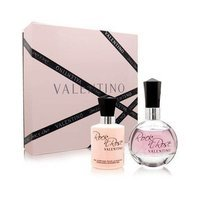 Rock 'n Rose by Valentino for Women 2 Piece Set Includes: 1.6 oz Eau de Parfum Spray + 3.3 oz Perfumed Shower Gel