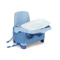 Safety 1st Deluxe Care Fold-Up Booster Seat in Blue
