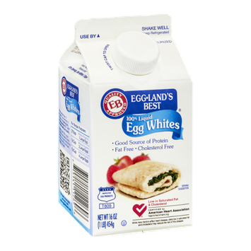 Eggland's Best 100% Liquid Egg Whites
