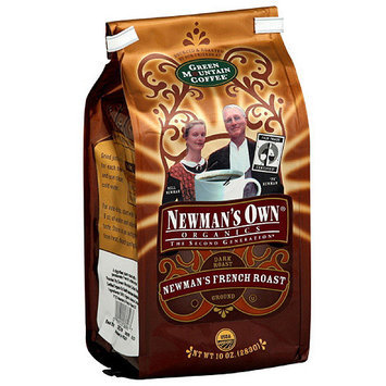 Newman's Own man's Own French Dark Roast Ground Coffee