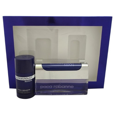 Paco Rabanne Ultraviolet Men's 2-piece Fragrance Set
