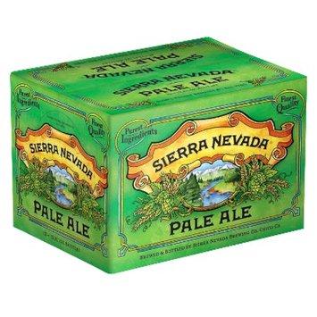Sierra Nevada Pale Ale Beer Bottles 12 oz