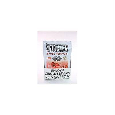 Spiru-Tein (Spirutein) Exotic Red Fruit Nature's Plus 8 Pack