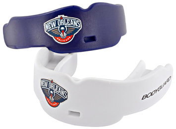 Bodyguard Pro NBA Youth Mouth Guard Team: New Orleans Pelicans