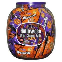Utz Halloween Mini Cheese Balls