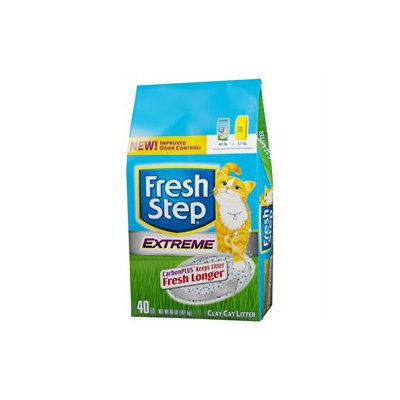 Fresh Step Extreme Clay Cat Litter (40 lbs.)