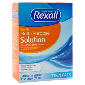 Rexall Multi-Purpose Solution - 2 Pack 12oz each