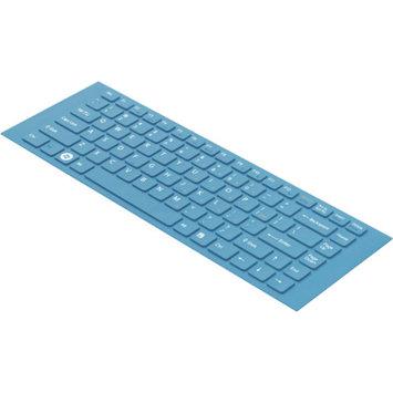 Sony VGP-KBV4/L Keyboard Skin for VAIO EA Series Laptops, Light Blue