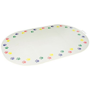 Ethical Placemat Paw Print