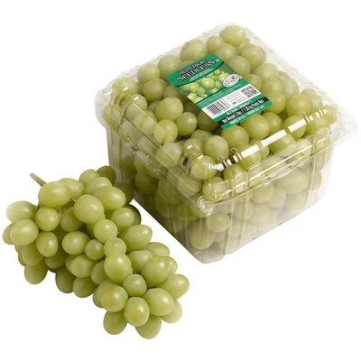 Superior Seedless Green Grapes, 3 lbs