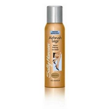 Sally Hansen Spray On Makeup Medium Glow 3703-02 W/Vitamin K Airbrush Legs 4.4 Oz
