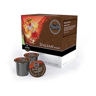 keurig Tully's Coffee K-Cups Italian Roast Coffee