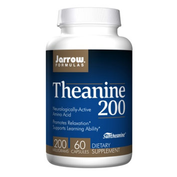 Jarrow Formulas Theanine 200mg