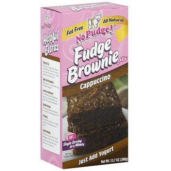 No Pudge Fudge Cappuccino Brownie Mix