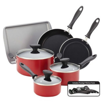 Farberware Reliance 15 Piece Set-Red