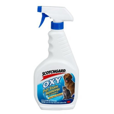 Scotchgard Oxy Pet Stain Carpet Cleaner, 22 Ounces