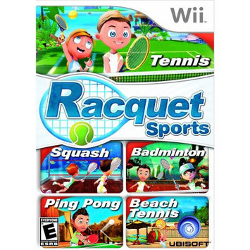 iNetVideo N02010936 Racquet Sports Nintendo WII